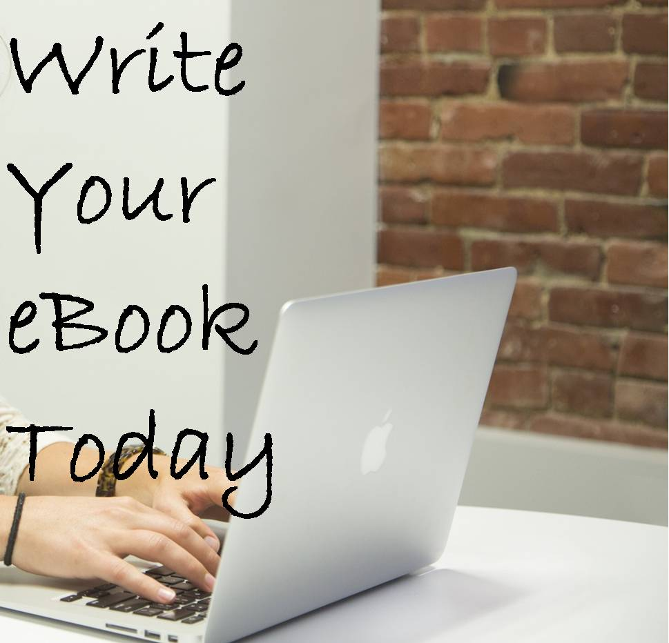 how to write an ebook template
