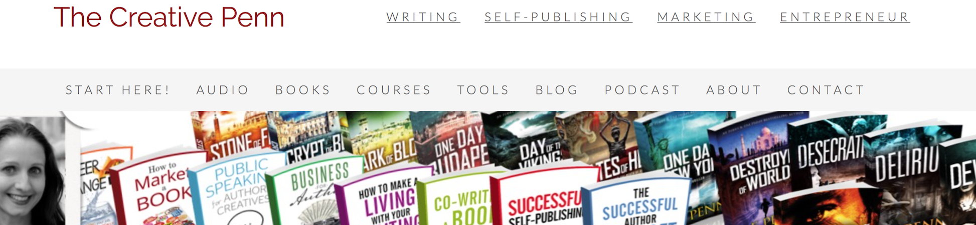 self-publishing blog
