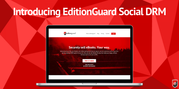 EditionGuard Social DRM