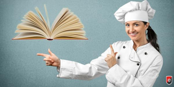 book ingredients