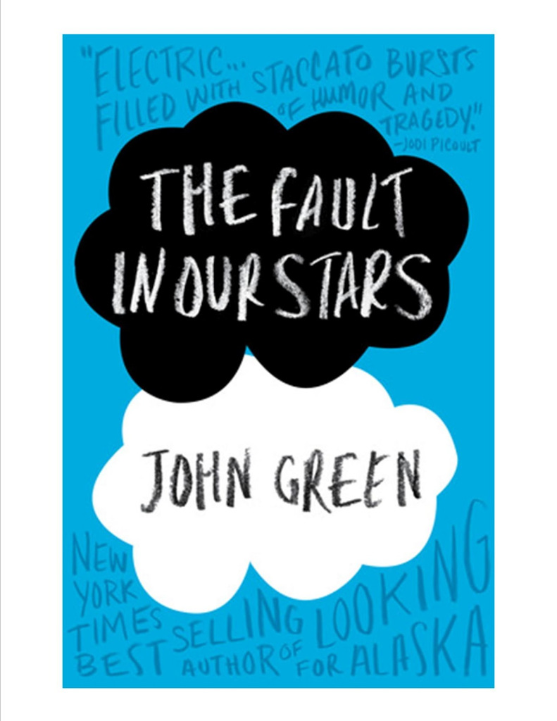 the fault in our stars cover