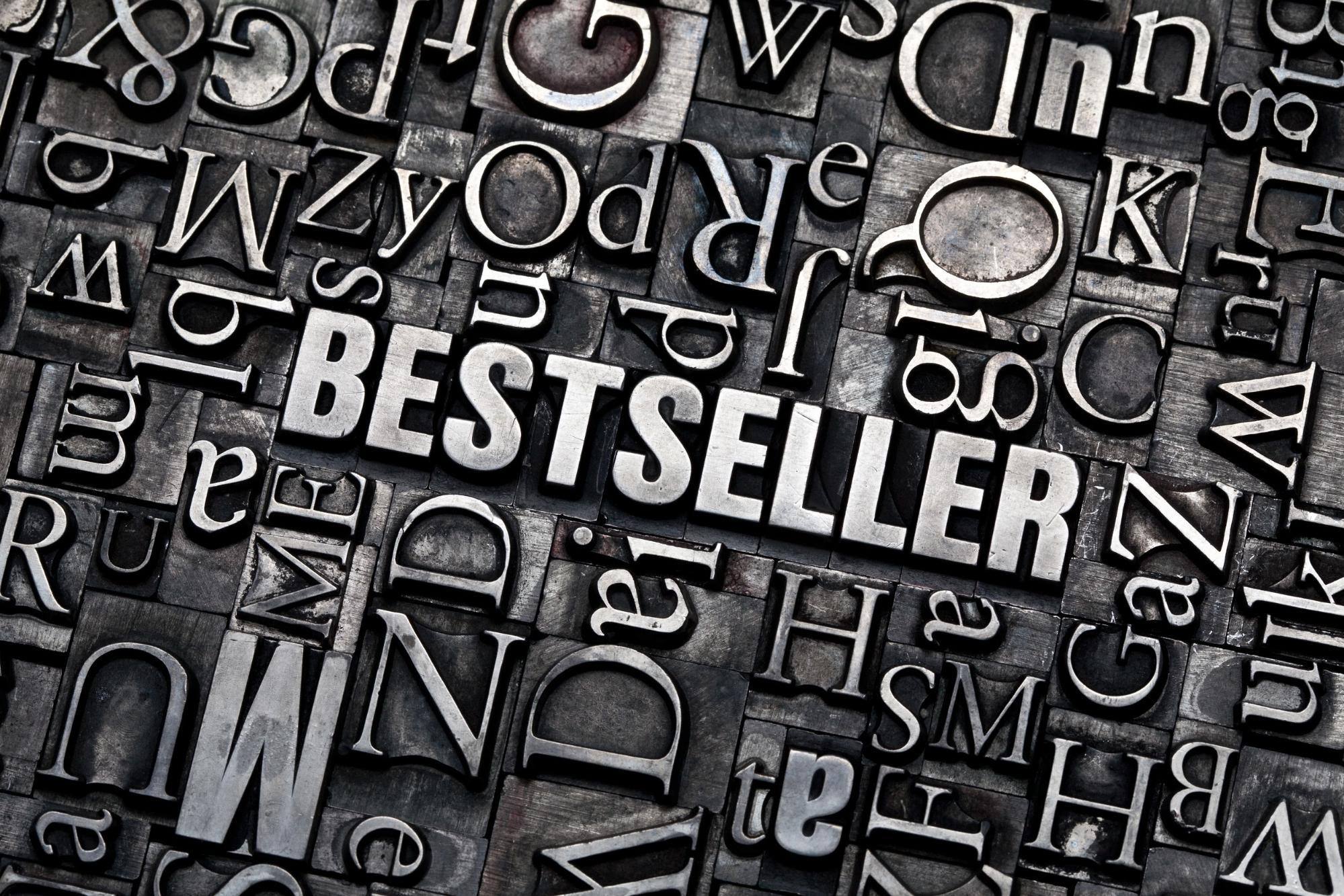 bestselling ebooks