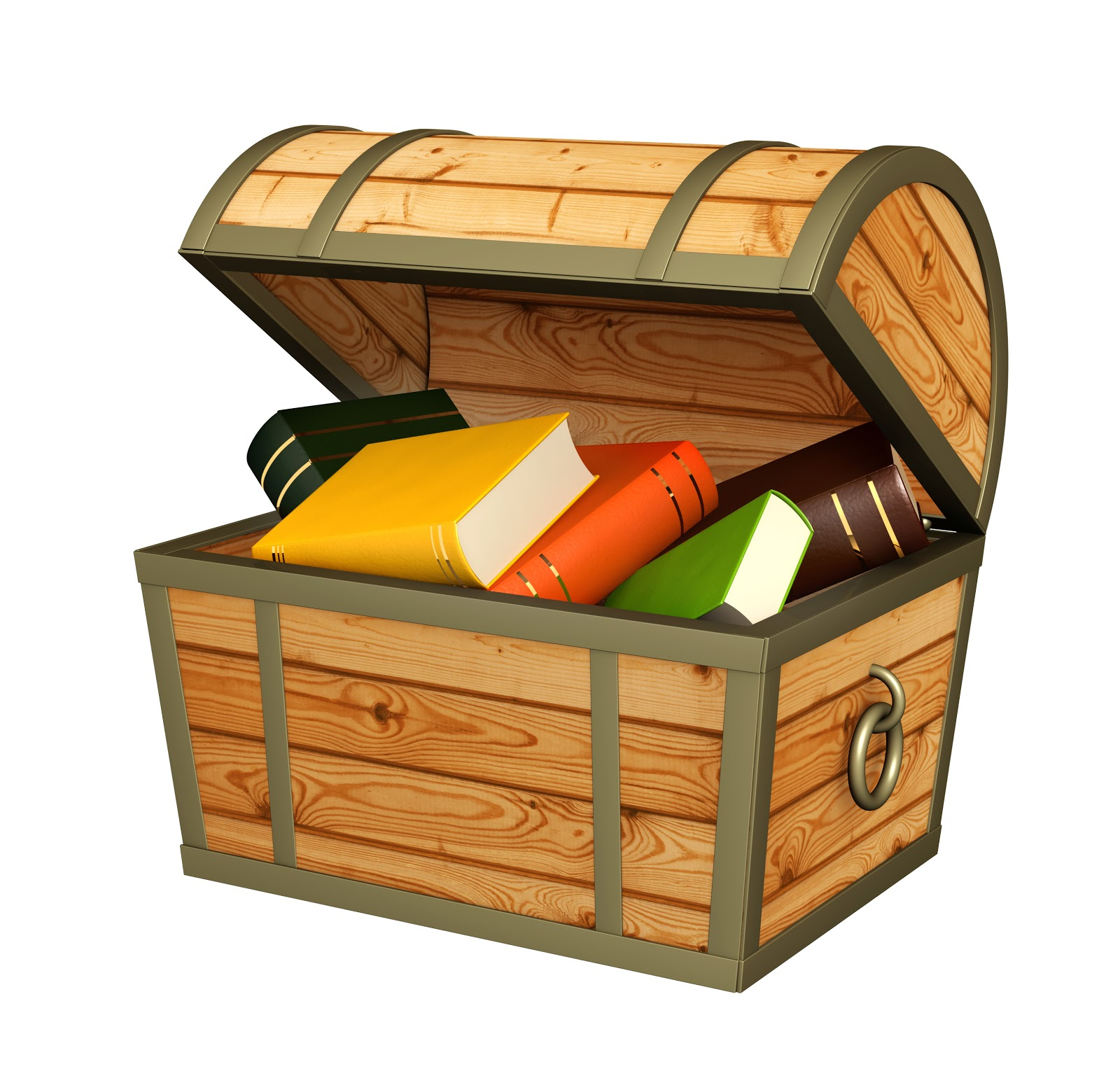 Book Treasure Chest AdobeStock 25299729